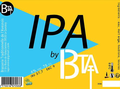 IPA by BTA 75 CL