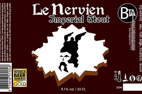 Le Nervien Imperial Stout 33 CL