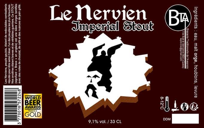 Le Nervien Imperial STOUT