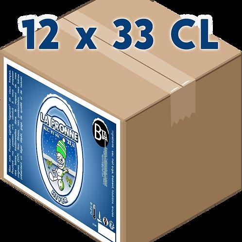 Carton - Pronne Hiver 33 CL x 12