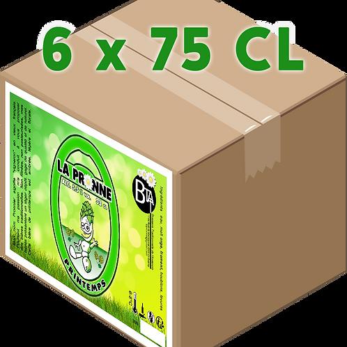 Carton - Pronne Printemps 75 CL x 6