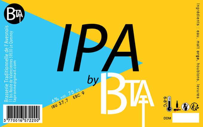 L'IPA by BTA