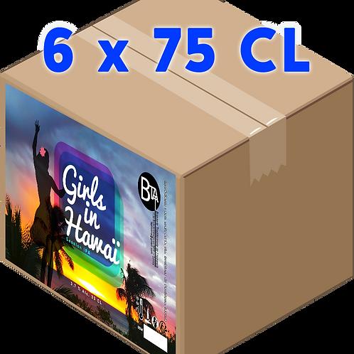 Carton - Girls in Hawaï 75 CL x 6