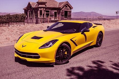 Chevrolet Stingray Corvette