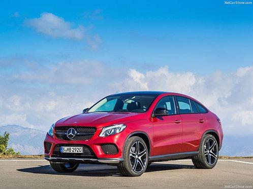 Mercedes GLE-450