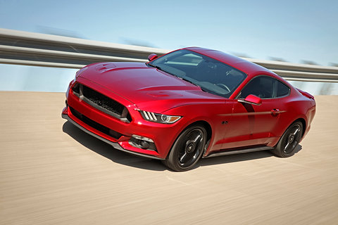 Ford Mustang Lease >> Ford Mustang
