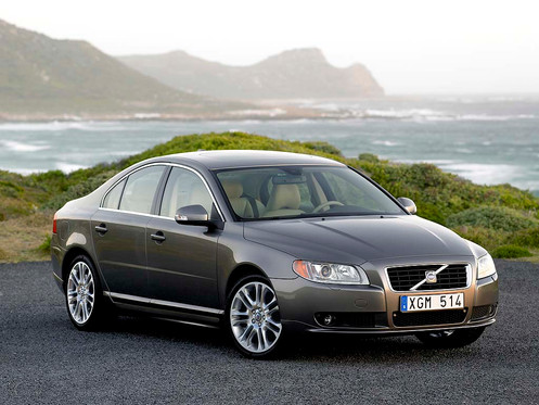 Volvo s80 lease