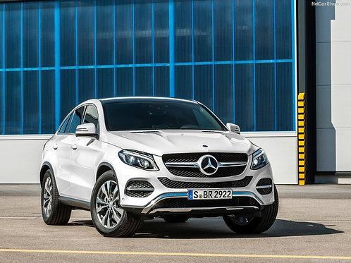 Mercedes GLE-350