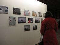 IRUS art projects exhibition photos