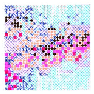Cartography series 2020, NeginEte