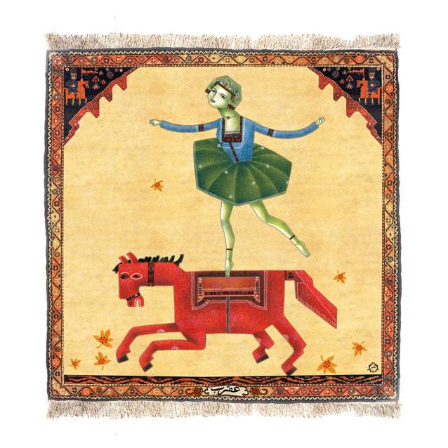 Balerina on a Horse