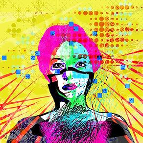 Negin Ehtesabian, selfportrait, neginete, iranian digital artist, techspressionist, techspressionism, american artist, contemporary art, post internet art, digital selfie, media art, pixel art, iranian women, middle east women, best iranian illustrators, painters, portrait art, pop art, monro, andy warhol, usa today, winona art exhibition, minnesota artist, نگین احتسابیان, هنرمندان معاصر ایرانی, هنر دیجیتال, ان اف تی, nft, nft artist, nft art collections, open sea art, german illustrator, uae artists, abu dhabi art, uk artist, english art, bristol animation, uwe, university of the west of england, chris webster, chris webster animation student, college of art and design, kianoush gharibpour, morteza momayez, morteza zahedi, marjan vafaeian, golshifteh farahani, shajaryan, rabbana dua, bayaz school, maktabe bayaz, katha india, india illustration, turkey picture books, china contemporary art, japan artist, italy design, fashion design, beautiful women, patrick lichty, patlichty, NYU