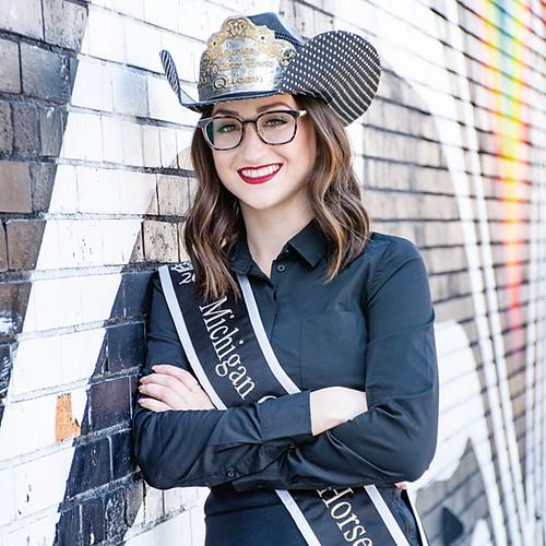 Kate Clapp - 2019 MQHA Queen
