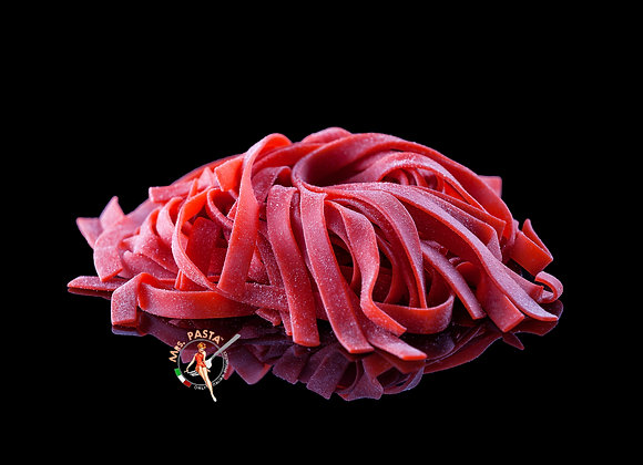 RED FETTUCCINE (TAGLIATELLE)