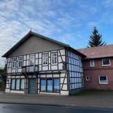 Henkis Haus mit Werkstatt