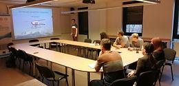 Workshop pre pokročilé spracovanie bezpilotných leteckých lidarových dát so švajčiarskym hosťom