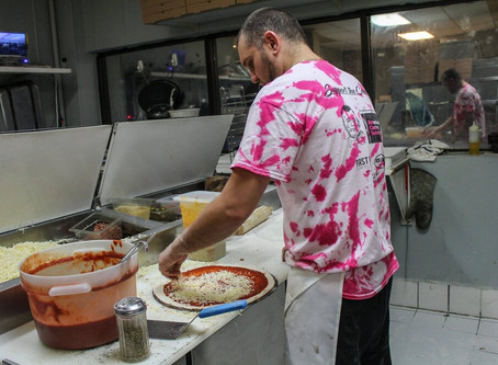 Pizza for a Good Cause: Letizia's Pizza Creates Specialty Pies for Two Local Charities