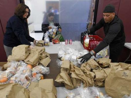 'Amazing': More than 500 volunteer in Stamford amid coronavirus