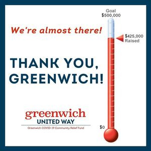 Greenwich United Way's Coronavirus Community Relief Fund Issues First Round of Grants...