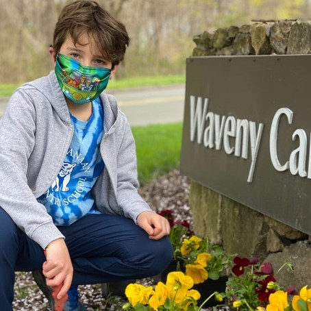 New Canaan Country School Holds Kyle A. Markes Day of ServiceSchool families came together to...
