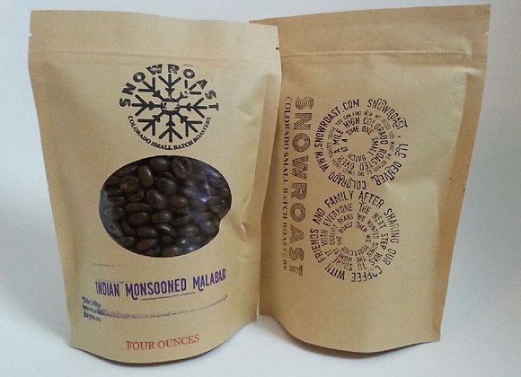 One pound of Indian Monsooned Malabar