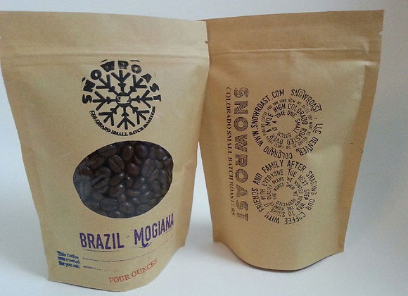 One pound of Brazil Mogiana