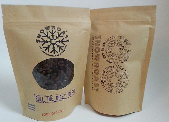 """One pound of """"Roll The Dice"""" Blend"""