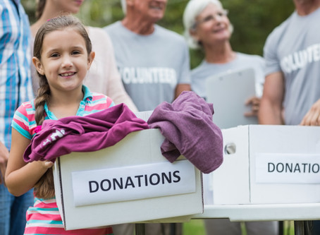 Little List: Local Charities To Get Involved With