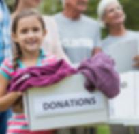 Donation Boxes