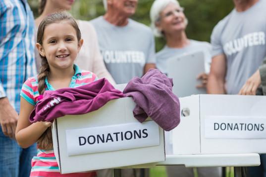 Cajas de donación
