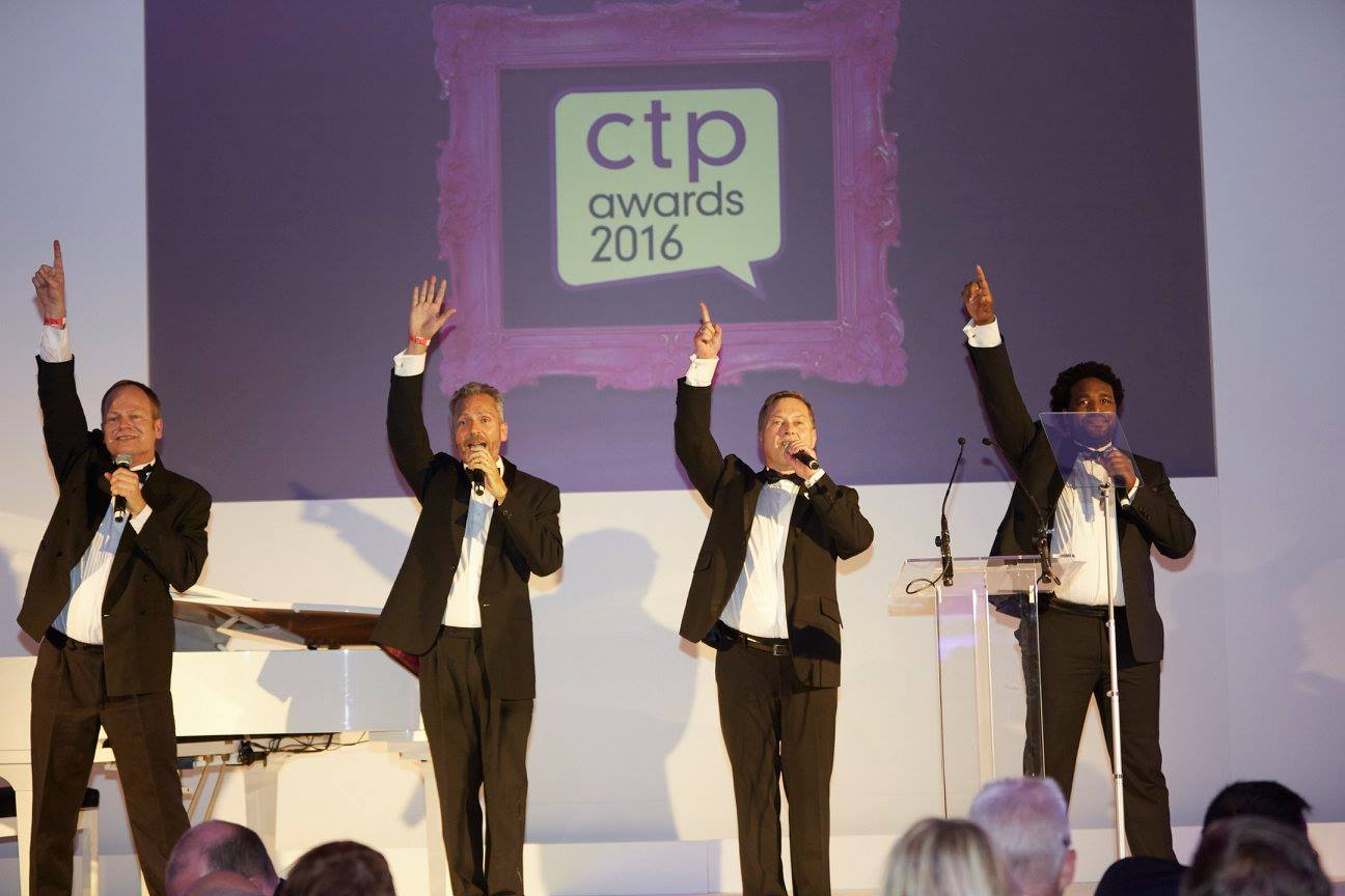CTP awards 4 poofs