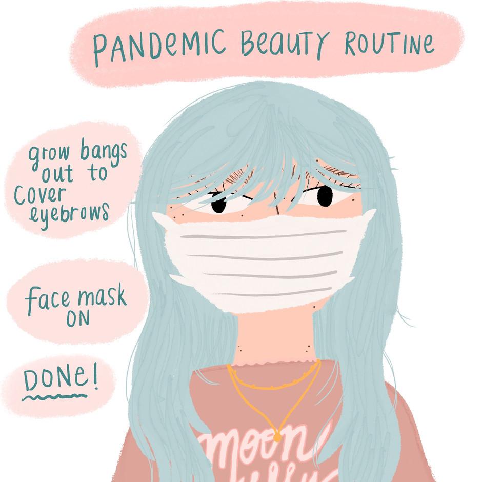 Pandemic Summer Beauty