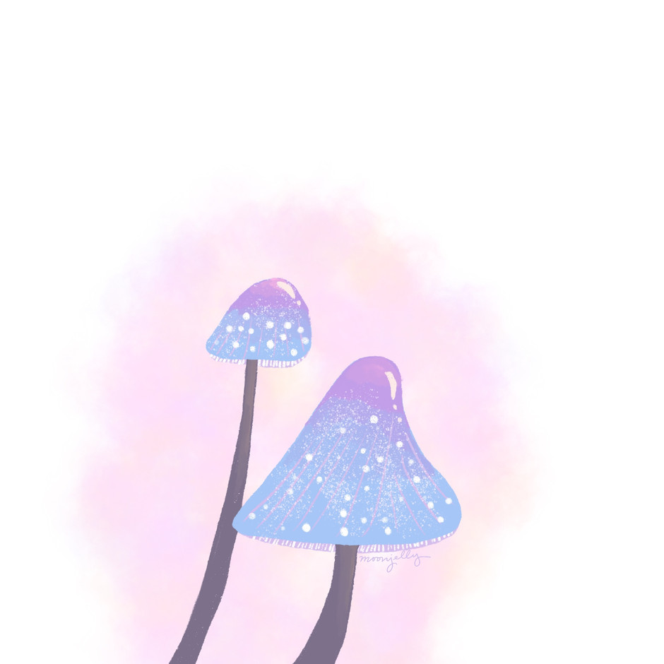 Lamenting The Fact That I Can't Be Small And Live Under A Mushroom