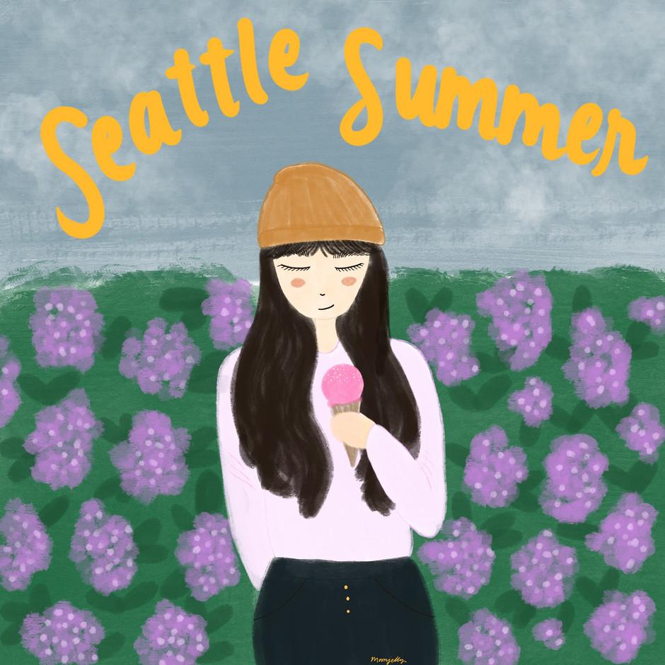 Seattle Summer Solstice