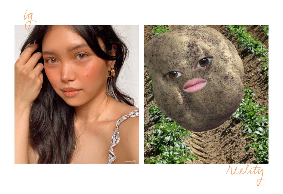 Dear Cute Angel Baby Face Filter, I've Had Enough