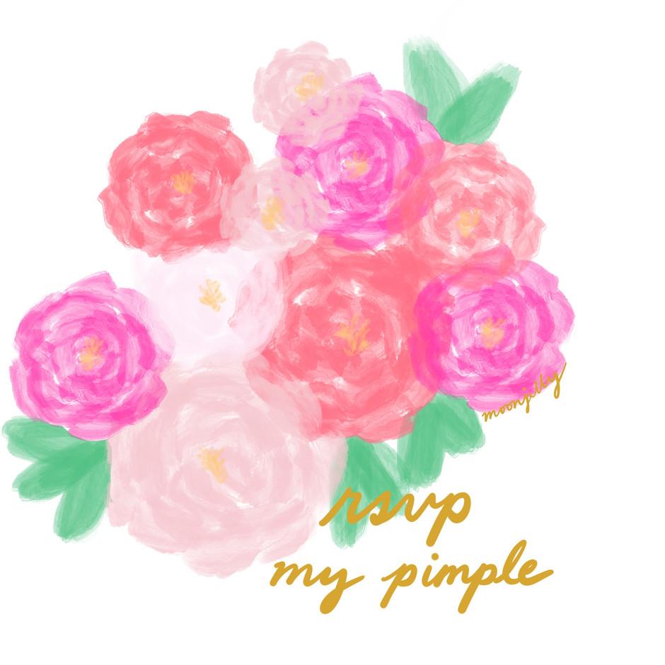 Wedding Pimple