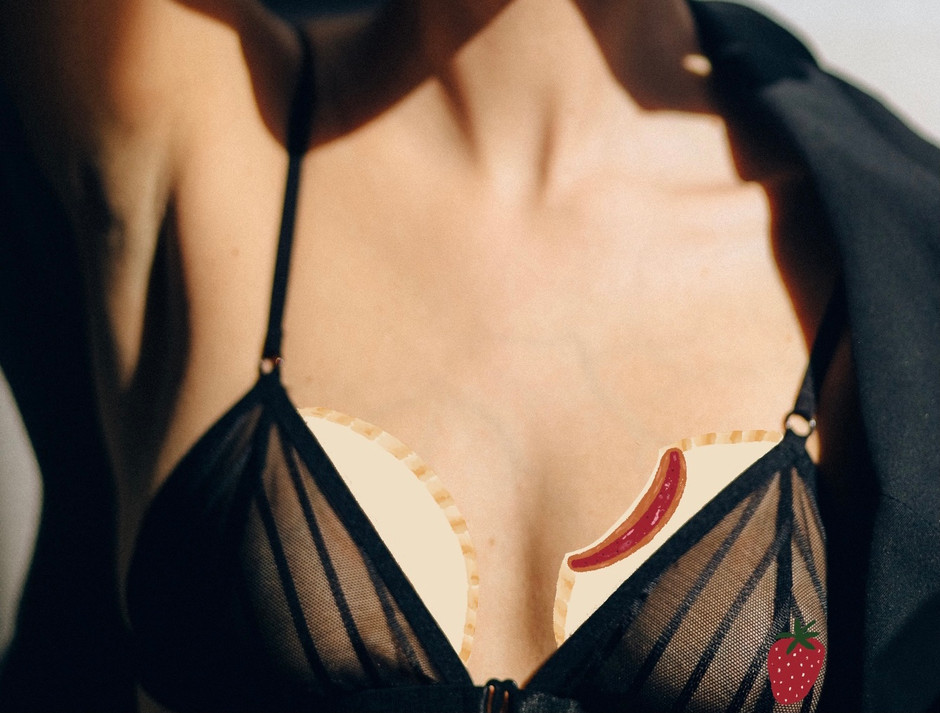 I'll Say It Again— There's Nothing Wrong With Thawing Uncrustables In Your Bra