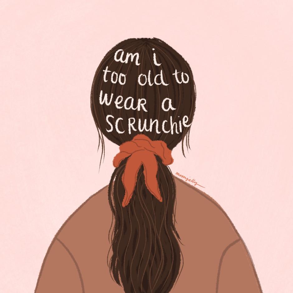 Scrunchie Conundrie