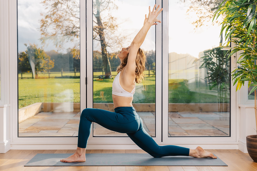 LDV Yoga Low Lunge