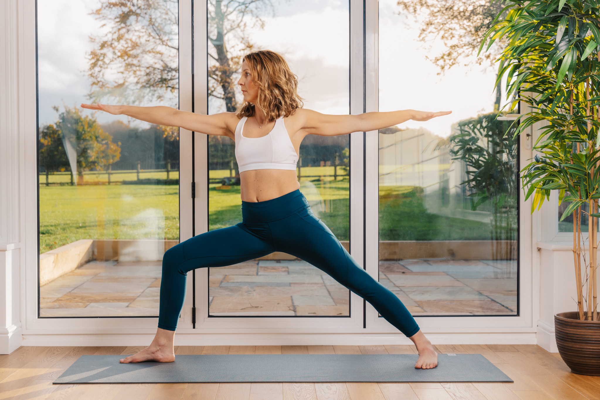FLOW YOGA  (In person)