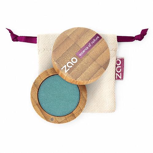 Sombra Nacarada 127 (Bleu Paon)