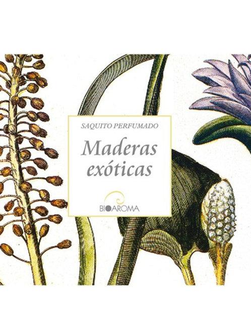 Saquito de Maderas Exóticas