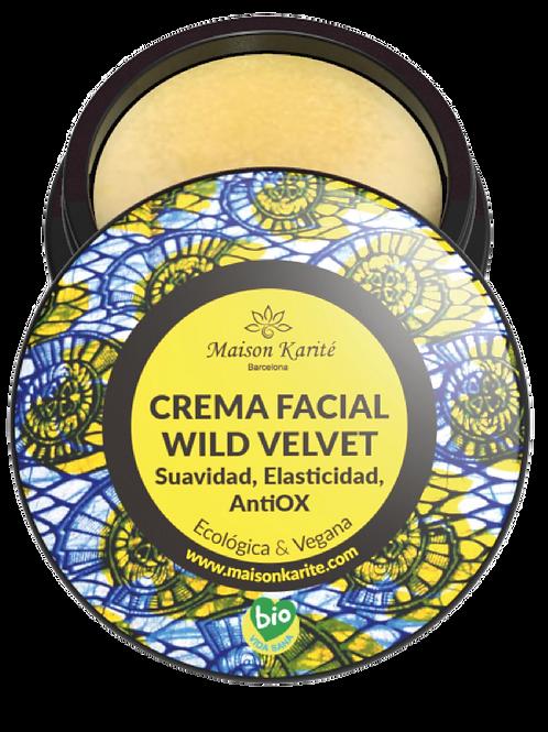 Crema Facial Wild Velvet
