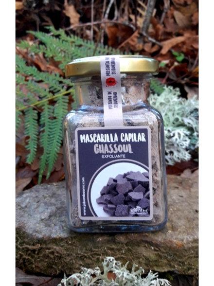 Mascarilla de Ghassoul 150 ml