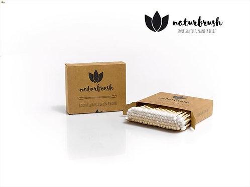 Bastoncillos de Bambú 100ud