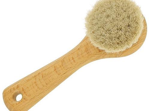Cepillo facial suave