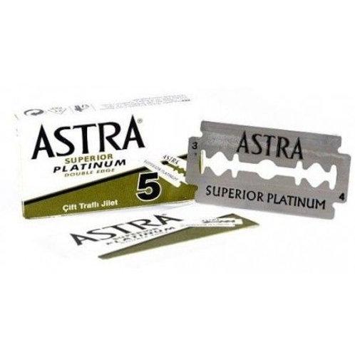 Cuchillas Astra Repuesto x5