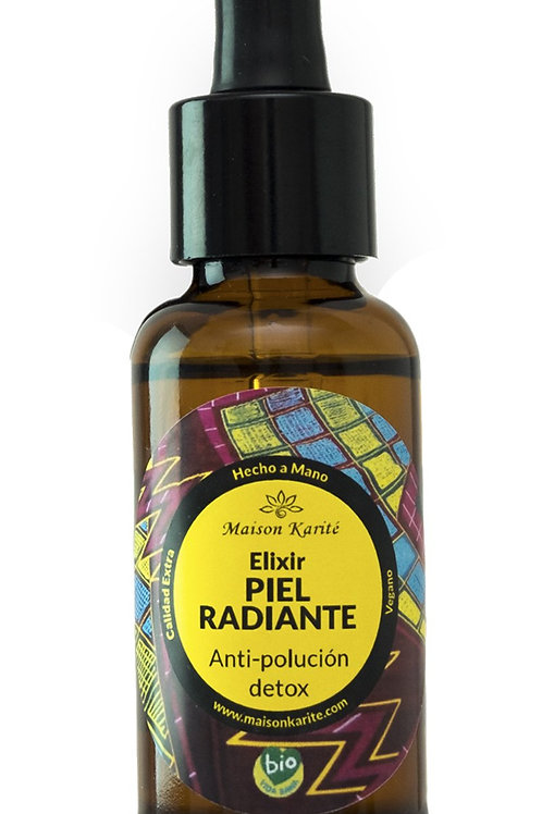 Elixir Facial Piel Radiante 30ml