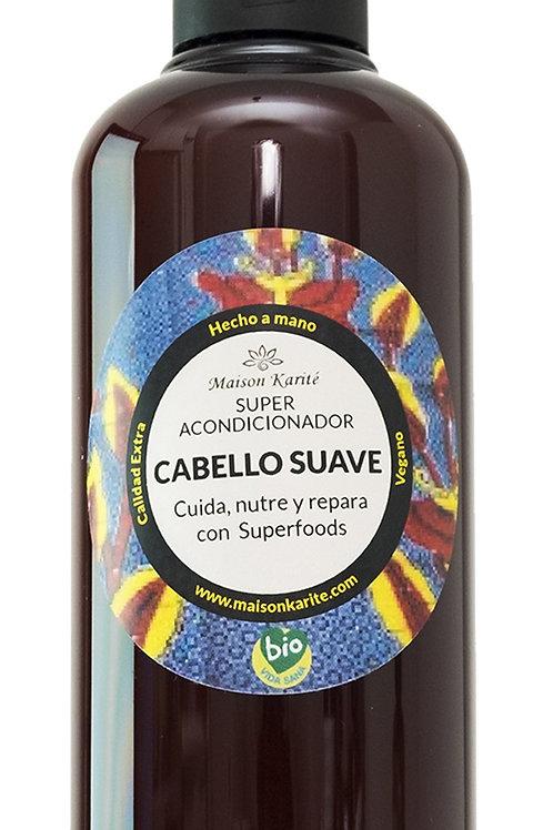 Super Acondicionador Cabello Suave 250ml
