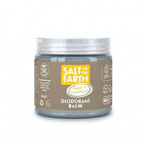 Desodorante Bálsamo Ámbar y Sándalo 60 g
